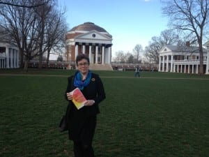 Susan Katz Miller at University of Virginia to speak about Being Both