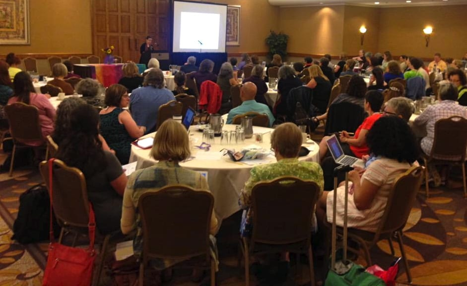 Workshop for religious educators, LREDA, UUAGA 2015